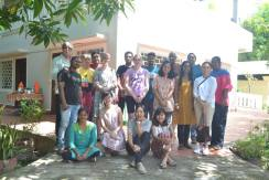 WSCF Program in Cambodia - Identity, Diversity and Dialogue